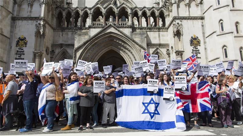 Anti-Zionism and anti-Semitism in Britishpolitics