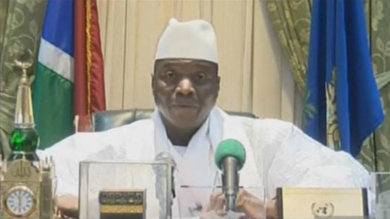 Gambia's Yahya Jammeh: Reasons why I will not stepdown