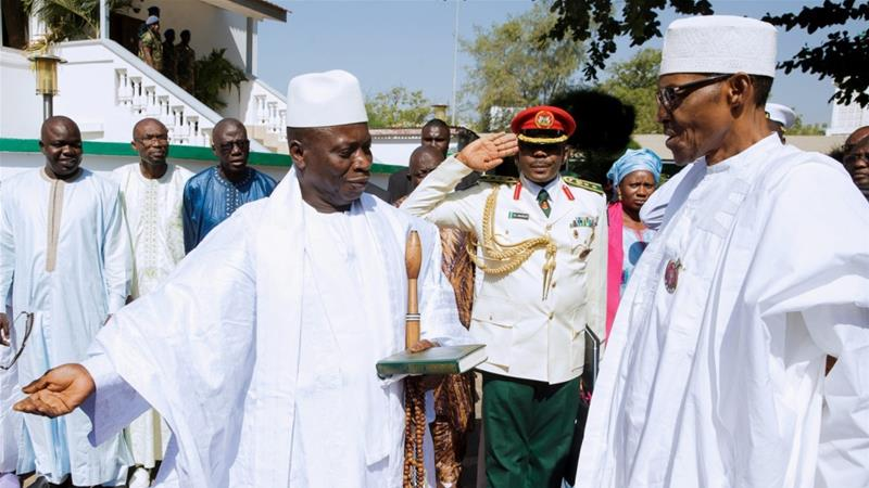 Fear rises in Gambia as the Nation's MP prolongs Jammeh'sterm