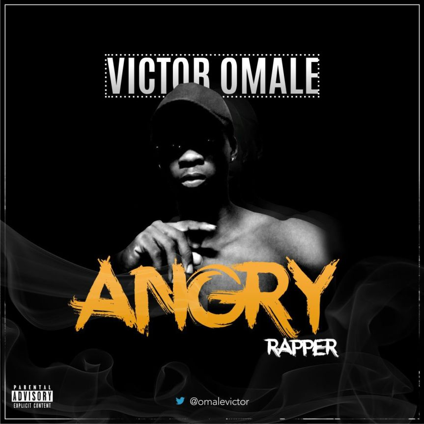 Victor Omale – Angry Rapper   http://bit.ly/VictorOmaleAR   @omalevictor  #UberTalksMusic