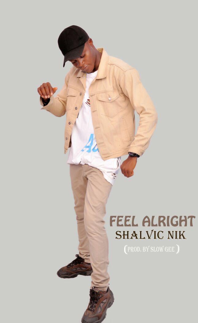 Shalvic Nik – Feel Alright   http://bit.ly/shalvicnikFA   @shalvicnik  #UberTalksMusic