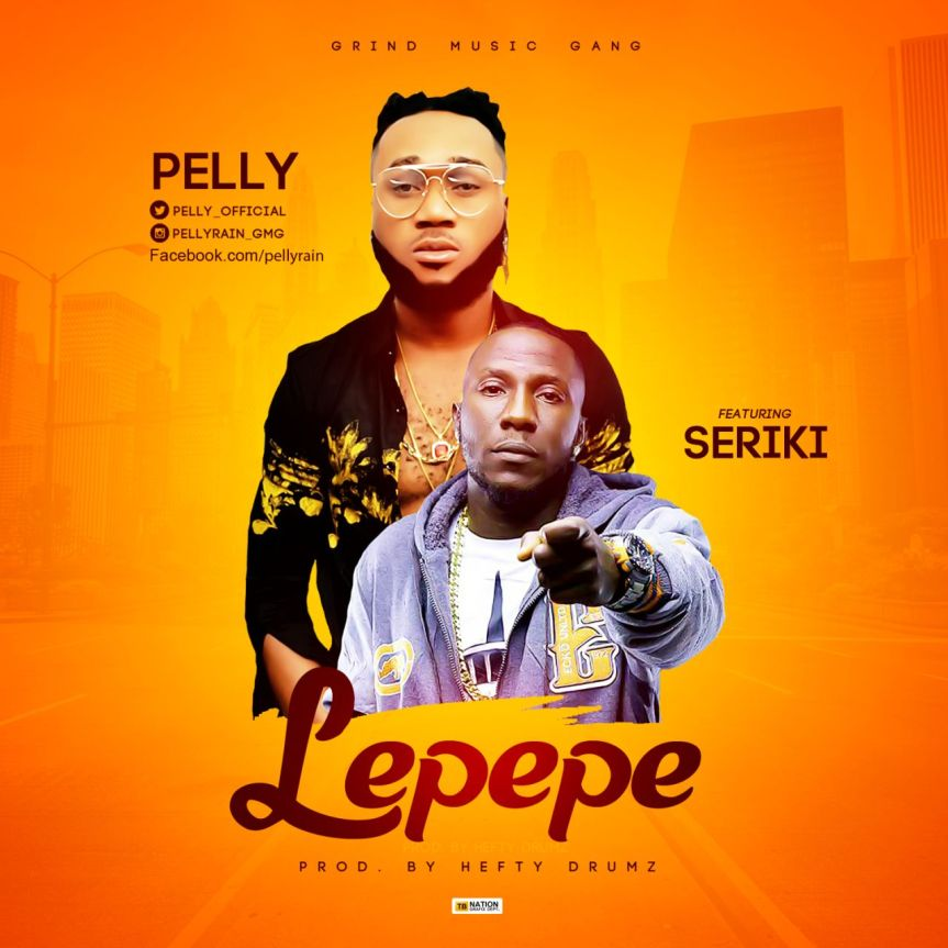 Pelly ft @serikiolomoowo – pelele | http://bit.ly/2lhm2wV |@pelly_official | @odfour1 |  #UberTalksMusic | #PellyXSeriki_Lepepe