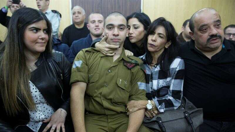 Elor Azaria verdict: 'No justice for Palestinians'