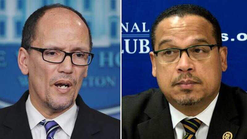 Keith Ellison loses to Tom Perez in DNC contest