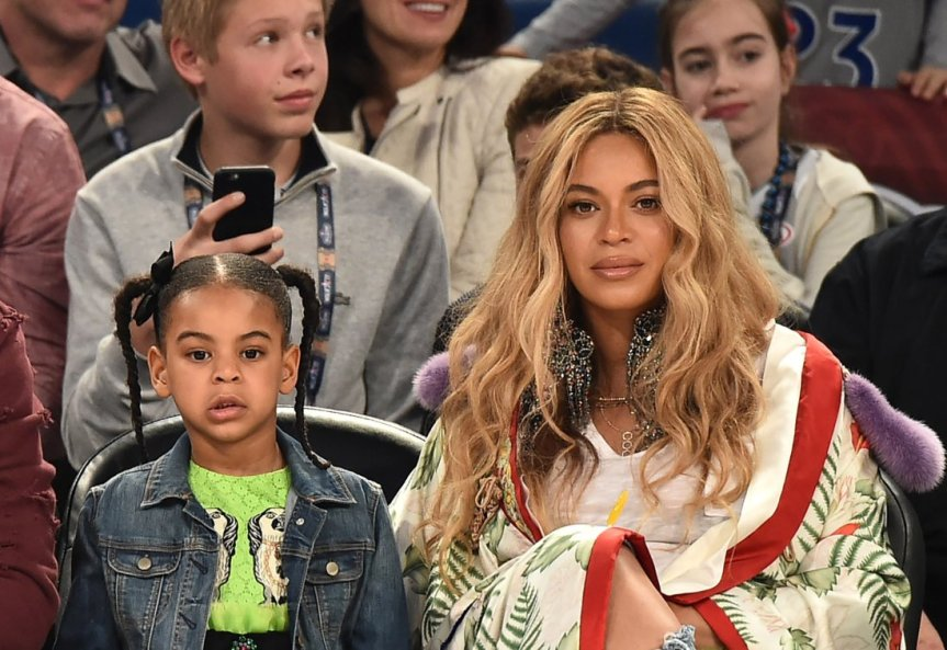 Beyoncé Posted a Snapchat Photo and The Internet Can't Handle It