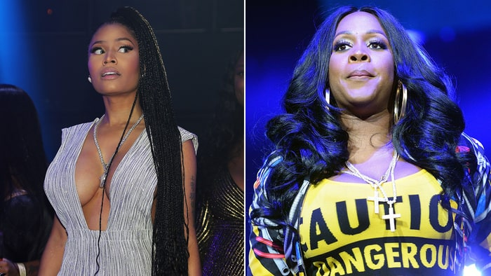 Nicki Minaj beefs Remy Ma for snitching