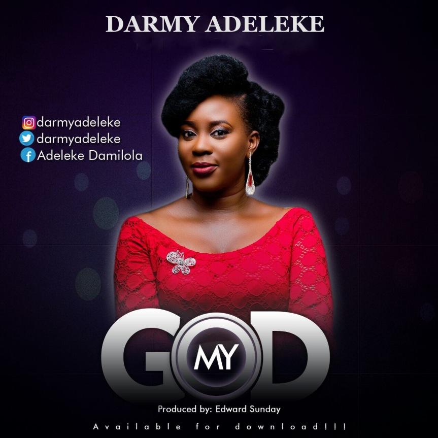 Darmy Adeleke – My God | http://bit.ly/2tBhpBX | @darmyadeleke | #UberTalksMusic | #DarmyAdelekeMyGod