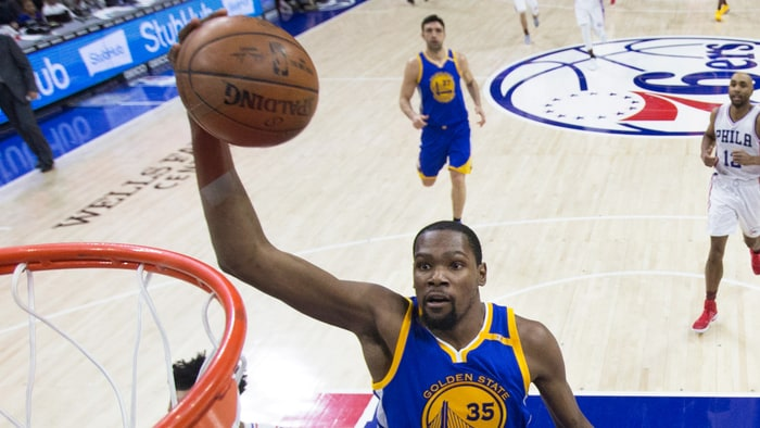 How Kevin Durant's Injury Could Help Golden State Warriors Season