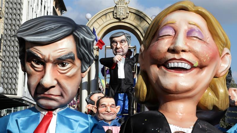 Europe's transition is dependent on French'selection