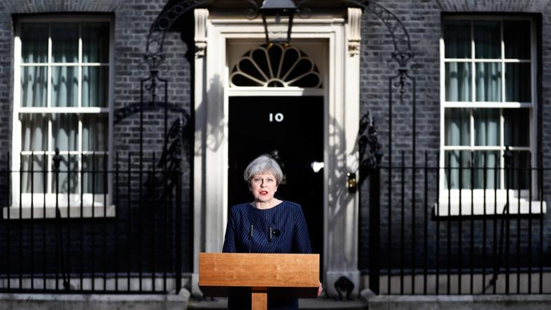 BREXIT: My heart is broken as we haven't made a conclusive decision says TheresaMay