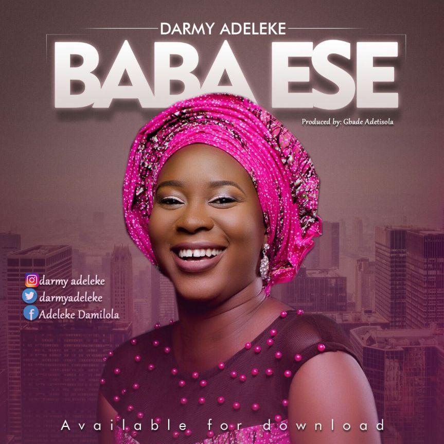 Darmy Adeleke – Baba Ese | http://bit.ly/2vxAfeq | @darmyadeleke | #UberTalksMusic | #DarmyAdelekeBabaEse