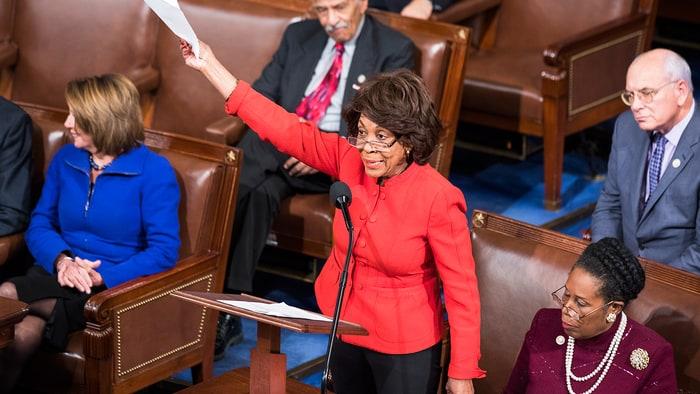 Congress passes bill of impeaching DonaldTrump
