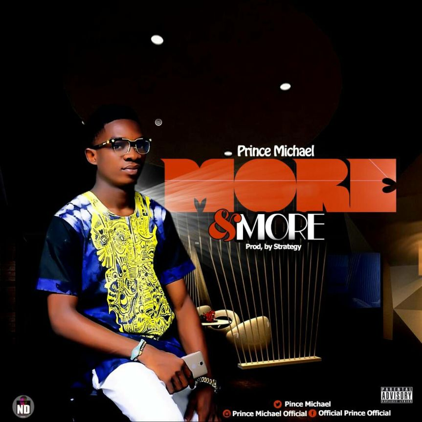 Prince Michael – More and More | http://bit.ly/2sJF87j | @Princemichae5 | #UberTalksMusic | #Prince Michael_MoreAndMore