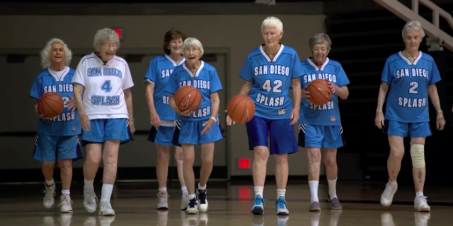 80 year old basketball players dismiss age as just a number