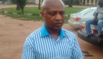 Evans escapes from Lagos