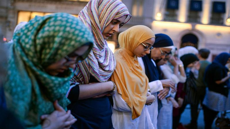 Hate crimes against Muslims spike after Trump win