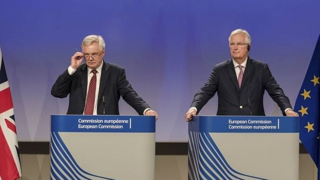 BREXIT: EU and UK in intense debate over exit bill