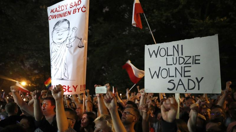 Poland is turningauthoritarian