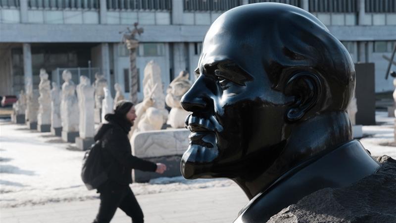 Russia: A resurgentsuperpower?