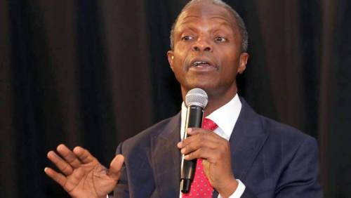Osinbajo Speaks On Boko Haram Attack On NNPC, UNIMAID Staff