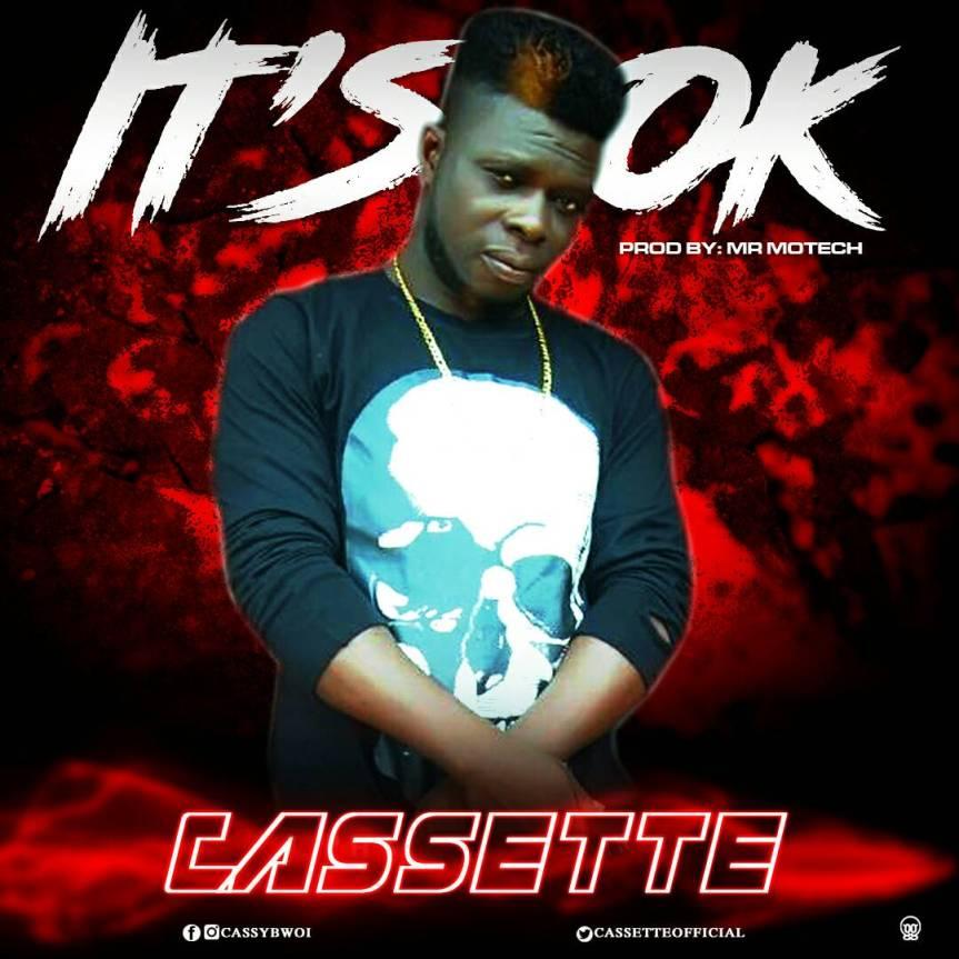 Cassette – It's Ok | http://bit.ly/2gt3yN5 | #UberTalksMusic |#CassetteItsOk