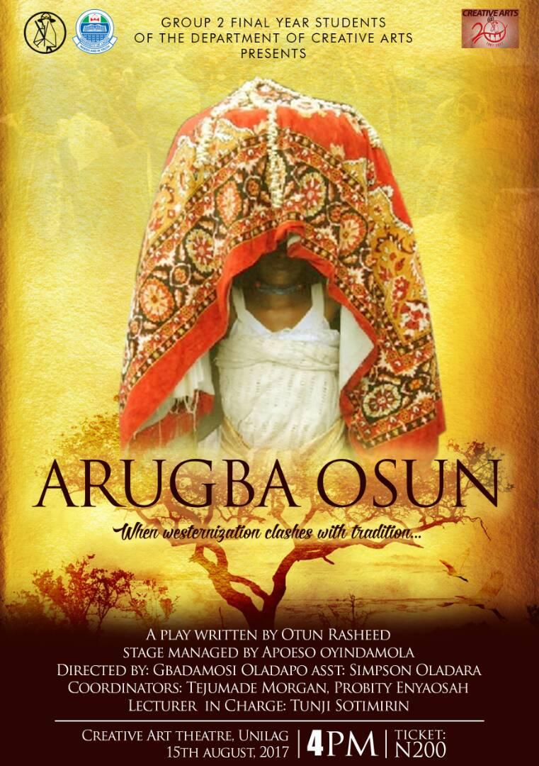 Arugba Osun By OtunRasheed