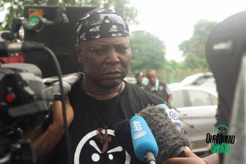 #ResumeOrResign: Activists Accuse Aso Rock Of Hiring Thugs To AttackThem