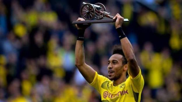 Aubameyang and Omagbemi only Africans on Fifa shortlists