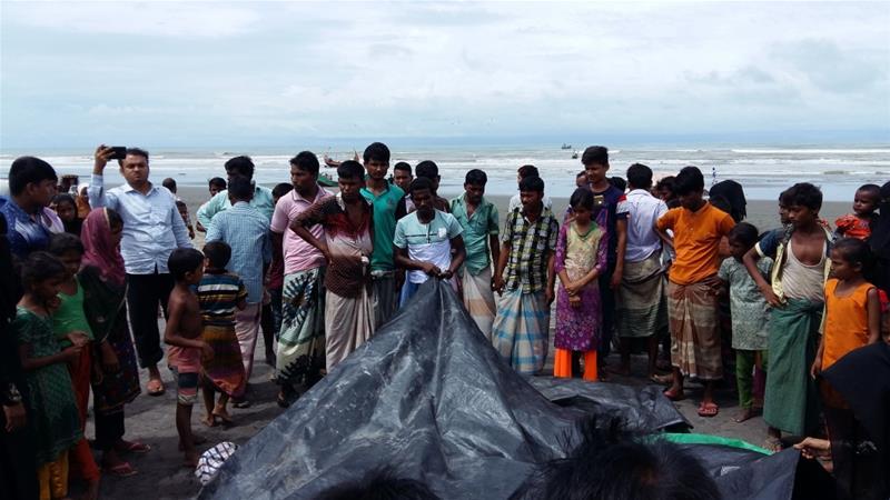 UN: 270,000 Rohingya fled to Bangladesh in twoweeks