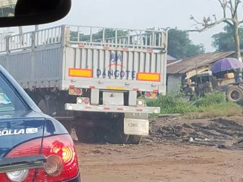 Chief Dangote, Your Trucks Are Objects of Death, Pain And Misery By Churchill Okonkwo | ( @churchillnnobi. )