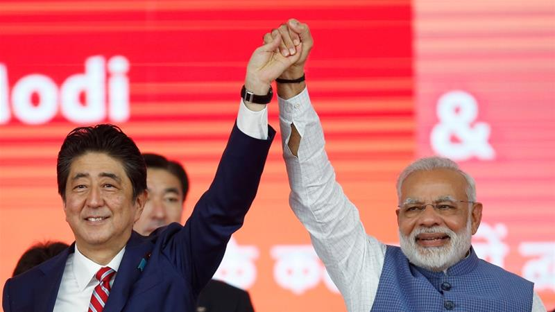 India to invest $17bn on Japanese bullettrains
