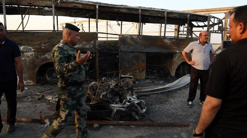 Deadly ISIL attacks hit southern Iraq's ThiQar
