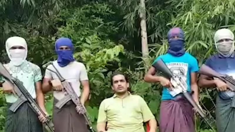 ARSA group denies links with al-Qaeda, ISIL andothers