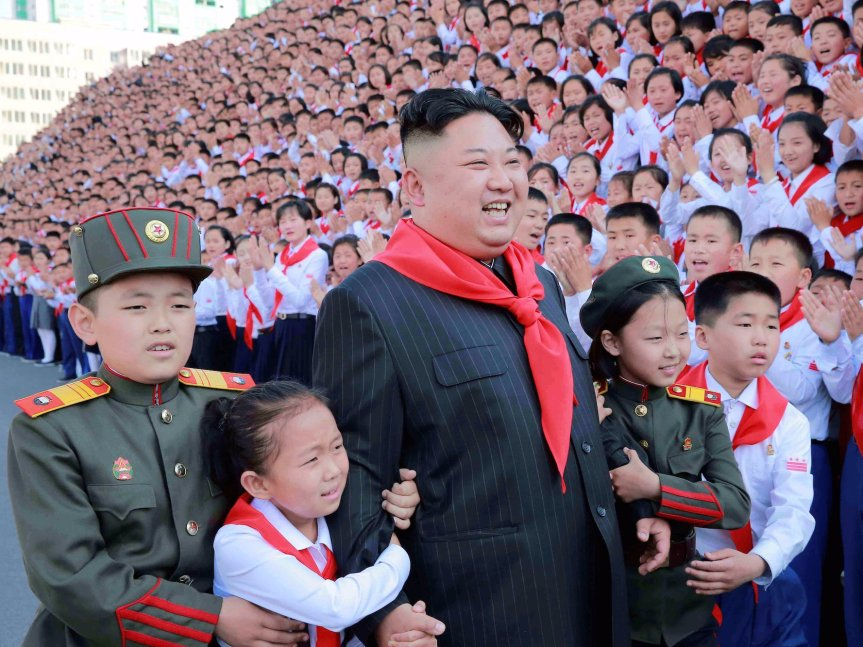 A war with North Korea — the American people aren'tready