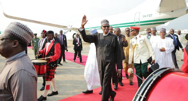 UNGA: What is President Buhari there for? Does he worth beingthere?