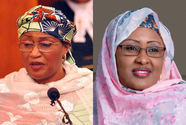 Two Aishas In A President's Life By SOCOkenwa