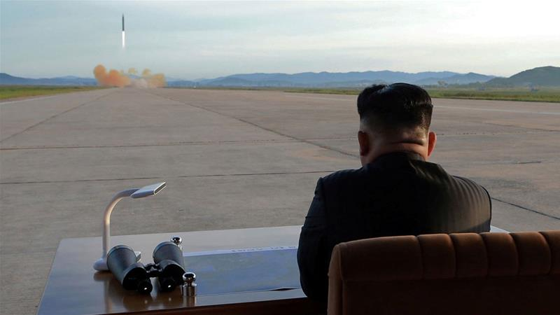 Kim Jong-un vows to complete N Korea nuclearprogramme