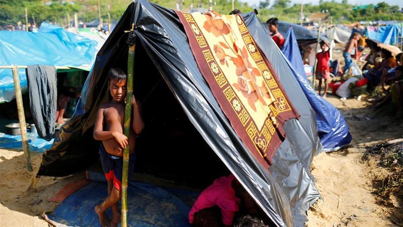 UN: Rohingya exodus to Bangladesh exceeds400,000