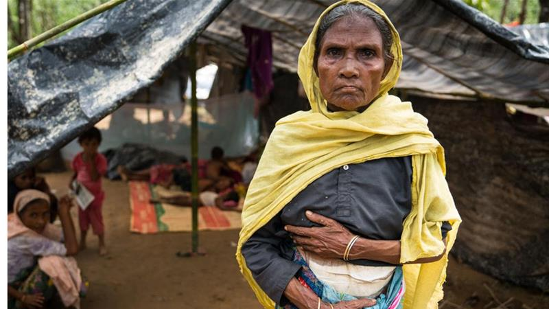 Rohingya: A message to the world from ArbaKhatun