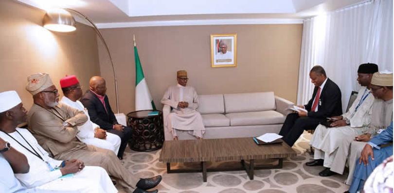 As Buhari prepares for UN speech, Presidency alleges fake statement incirculation