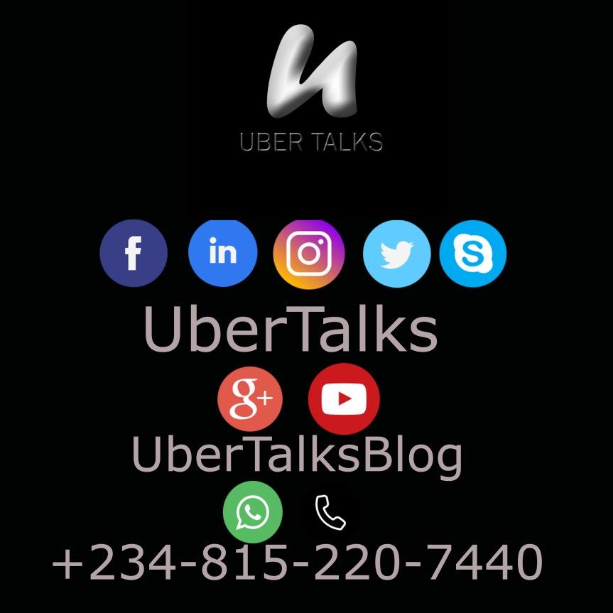 UberTalks Media: Follow Us On All Her Social Media Platforms For MoreGist