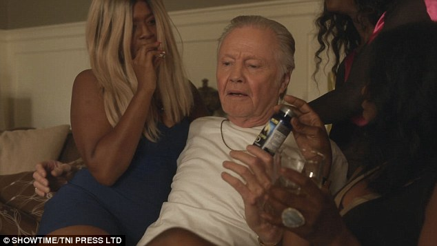 PHOTOS: Dirty grandpa! Angelina Jolie's father Jon Voight, 78, using drugs have sex with 12 prostituetsdaily