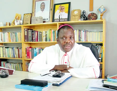 Muslims have a right to Islamise Nigeria —BishopBadejo