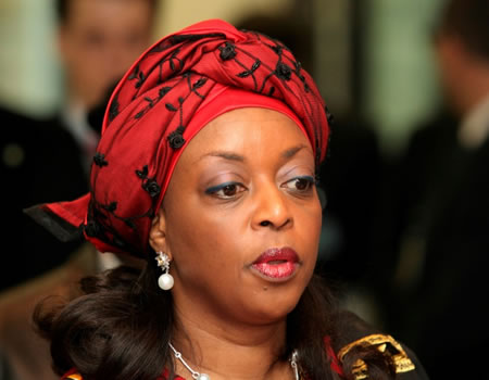 Alleged N500m fraud: Court dismisses Diezani's application for trial in Nigeria
