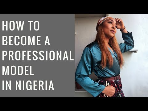"""Sharon Ojong shares tips on How to be a Professional Model on a New Episode of """"The SOSeries"""""""