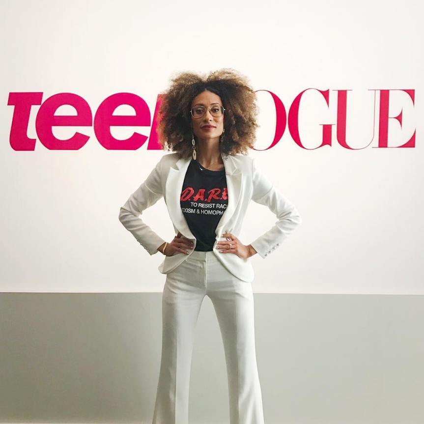 Elaine Welteroth Leaves Conde Nast After 6Years