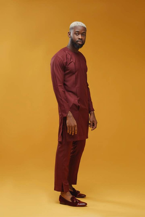 Beats by Sarz stars in Lucky Enemuo Afrika's HolidayLookbook