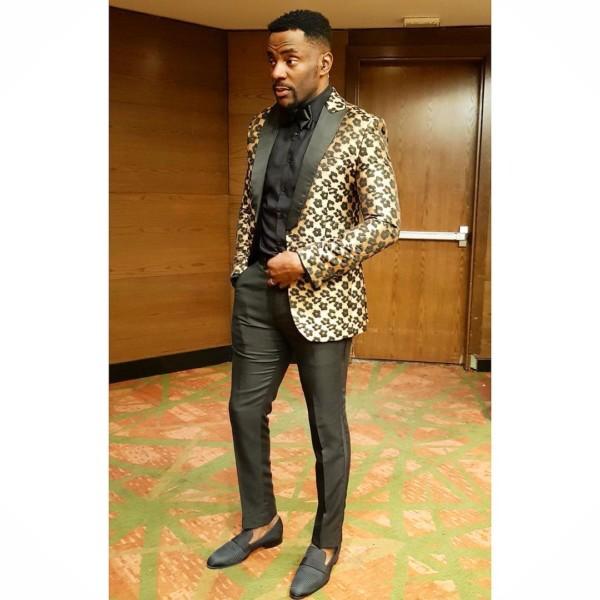 Three times the Charm! Ebuka Obi-Uchendu nailed his Outfits for #SoundCityMVP2018