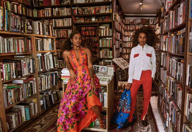 Sisters that Stay Winning! Akwaeke & Yagazie Emezi featured in Vogue US💪🏾