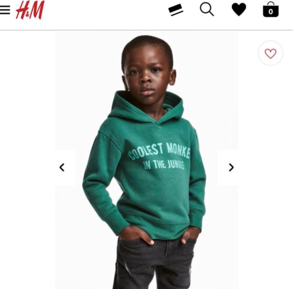 """How It All Started : H&M """"Coolest Monkey In TheJungle"""""""